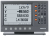 Six-Axis Digital Position Display Unit -- PT 880 Series