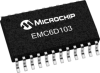 Thermal Management, Brushless DC Fan Controllers and Fan Fault Detectors -- EMC6D103