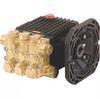 """Triplex Plunger Pump, 5/8"""" Hollow Shaft, for Electric Motors -- TC1504E345 -Image"""