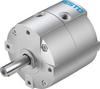 Rotary actuator -- DRVS-32-180-P-EX4 -- View Larger Image