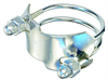 TigerClamp™ Stainless Steel Spiral Double Bolt Clamps (For Counterclockwise Spiral)