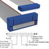 Rectangular Cable Assemblies -- C3BPS-2606G-ND -Image