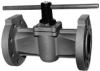 High Pressure Sleeved Plug Valves