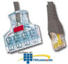 Siemon S210-to-MC Cable Assemblies -- S210P4T4