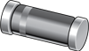 Schottky barrier single diode -- BAS86,115 -- View Larger Image