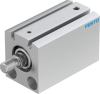 Short-stroke cylinder -- AEVC-20-25-A-P-A -Image
