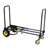 Multi Cart 8-in-1 Equipment Cart, 500lb Capacity, 18 x 33-1/ -- 86201