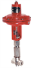 Bellows Sealed Globe Control Valve -- Model 808 - Image
