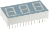 Display Modules - LED Character and Numeric -- LDT-A515RI-ND
