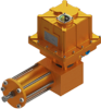 Spring Return Actuator -- Model AS4 -Image