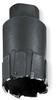 Carbide Hole Cutter,1 In,Cut D 2 In -- 4AK60