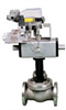 Ball Valves -- One-piece, Two-piece or Three-piece options