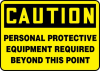 Multi-Hazard Protection Signs -