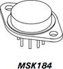 High Voltage/High Current Op-Amp -- MSK184 - Image