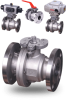 Flanged Ball Valve -- 150F/300F Series -Image