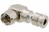 75 Ohm F Male Right Angle Connector Compression Attachment for PE-B159, 1855A, Mini 59 -- PE44579 -Image