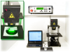 Green Laser Marking System -- U-5G with 100mm F-Theta Lens