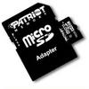 Patriot PSF16GMCSDHC10 Signature Flash MicroSDHC Card - 16GB -- PSF16GMCSDHC10