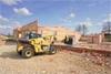 Caterpillar Equipment - Telehandlers -- TH407 Telehandler