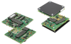 1/2 Brick UAH Series - High Density Board-mounted DC/DC Converters -- UAH30S12 - Image