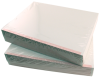 ESD-Safe White Paper with Pink Stripe -- 110PS38