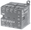 Non-Reversing, Single Phase Miniature Starter, Type B6S -- BC7SS-W01*-Image
