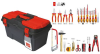 Insulated Electricians Tool Box 32 Piece Kit -- 833-5975