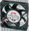 DC Axial Fan -- 373DM -Image
