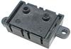 Honeywell Zephyr™ Digital Airflow Sensors: HAF Series-High Accuracy, bidirectional flow, short port, fastener mount, 0 SCCM to 200 SCCM flow range, digital I²C address: 0x29, 5.0 Vdc supply -- HAFBSF0200C2AX5