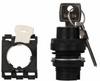 Non Illuminated Selector Switch Operator -- E22KB52 - Image