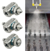 No Drip Siphon Fed Flat Fan Atomizing Nozzles -Image