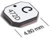LPS5010 Series Low Profile Shielded Power Inductors -- LPS5010-223 -Image