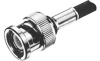 RF Coaxial Cable Mount Connector -- 5-331350-3 -Image