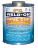 IPS Weld-On 714 CPVC Cement -- 29054