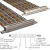 Rectangular Cable Assemblies -- M3FFK-6060K-ND -Image