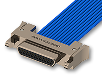 Latching Micro-D Discete Wired Connectors WD Datasheet