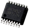 Data Acquisition - ADCs/DACs - Special Purpose -- 974-AK4420VTTR-ND -Image