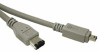 6 Pin To 4 Pin Fire Wire Cable Assembly 4.5M -- FW6415
