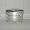 Acrylic Treatment Bottle, Clear Body, Square 15 mL -- CPR1305CGC-50-15 - Image