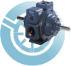 Cast Iron Sliding Vane Transport Pump TXSD Series -- TX(S)D3