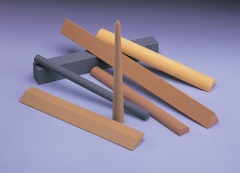 Various abrasive files