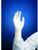 Kimberly-Clark Kimtech Pure G3 White Large Nitrile Disposable Cleanroom Gloves - ISO Class 4 Rating - Rough Finish - 12 in Length - 036000-62995 -- 036000-62995