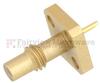 SSMC Jack Connector Solder Cup Terminal Solder Attachment 4 Hole Flange -- FMCN1276 -Image