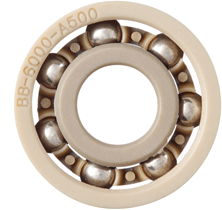 Deep Groove (Conrad) Ball Bearing
