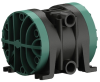 AODD Thermoplastic ASTRA Pumps -- DDA 25 R - Image