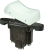 TP Series Rocker Switch, 1 pole, 2 position, Screw terminal, Above Panel Mounting -- 1TP216-8 -Image