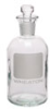 227497-00 - Wheaton BOD Bottle, 300 mL, glass, unnumbered, robotic stopper, 24/cs -- GO-03660-15