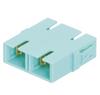 Fiber Connectors and Adapters : Adapters : Loose Piece -- FADSCZAQ-L - Image