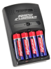 Digipower DPS-3000 3 Hour AA/AAA Rechargeable Battery Kit - -- DPS-3000