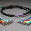 PROFlex Video Cable 5Ch 3CFB BNCP-RCAP 300' -- 305VS3CFB-BR-300